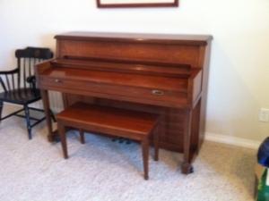 Machu piano