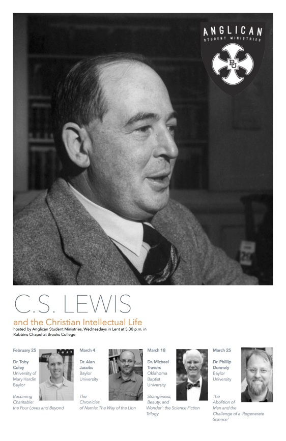 Lewis Series Poster