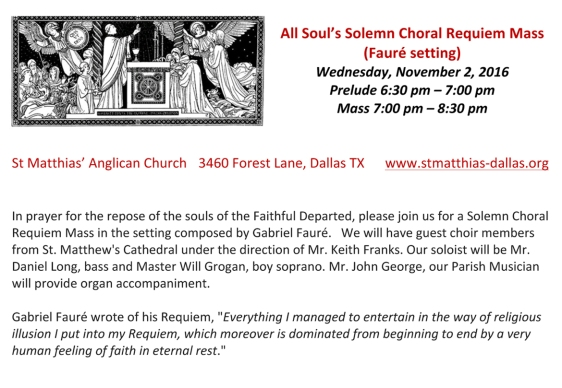 Microsoft Word - All Soul's Requiem Mass at St Matthias.docx